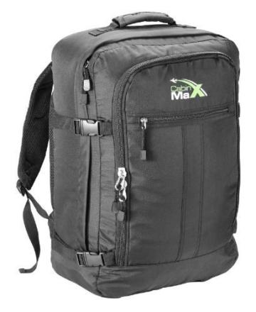 Cabin Max Metz Flugzugelassenes Backpack - 1